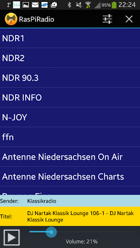RasPiRadio