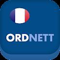 Ordnett - Fransk blå ordbok icon
