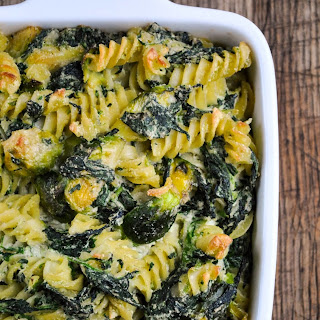 Brussel Sprouts And Spinach Recipes.