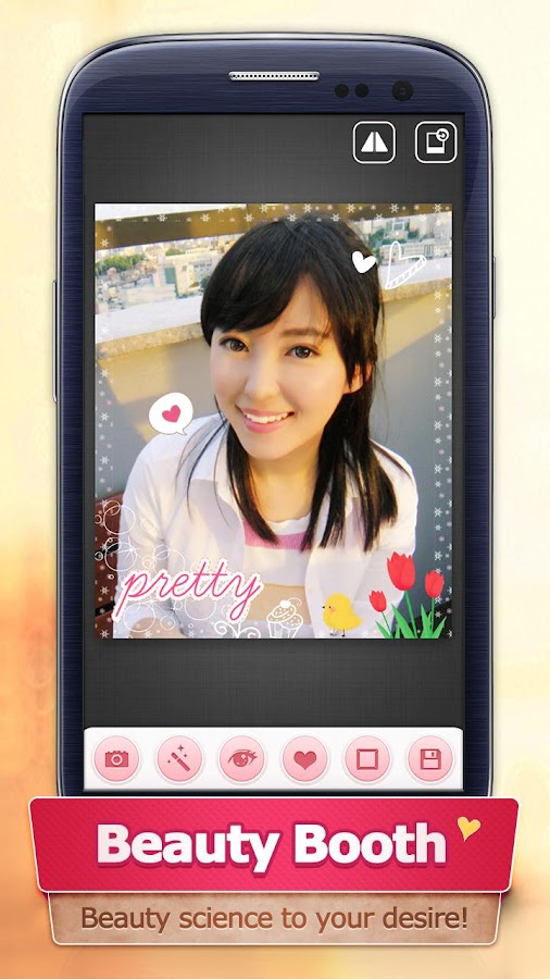 Beauty Booth Pro - screenshot