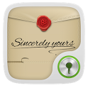 SincerelyYours GO Locker Theme icon