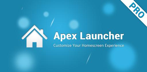 Apex Launcher Pro 1.0