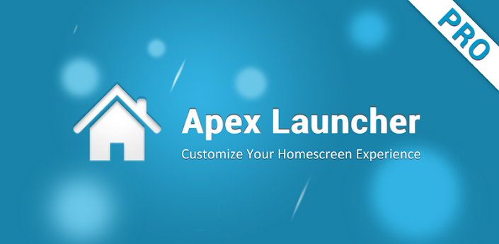 Apex Launcher Pro Android İndir