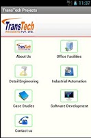 Screenshot of TranstechProjects