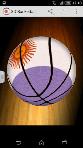 3D Basketball Argentina