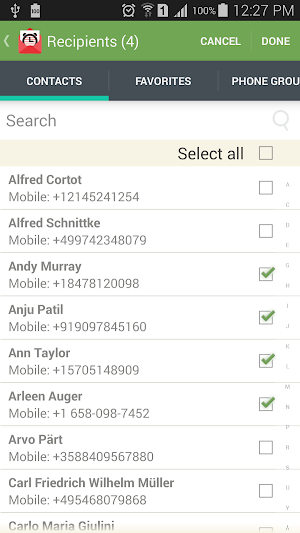 SMS-Call Scheduler Pro 2.5.5 Patched APK