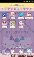 Screenshot of HELLO KITTY Theme54