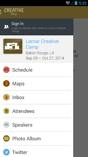Lamar Creative Camp