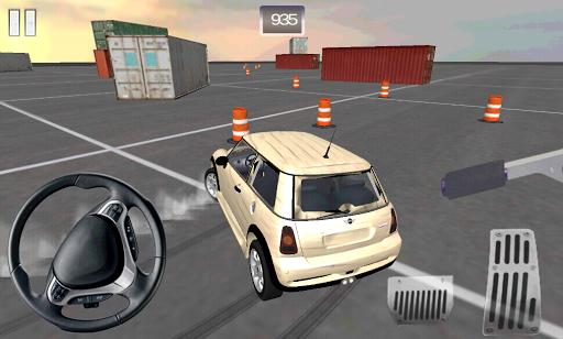 주차의 3D