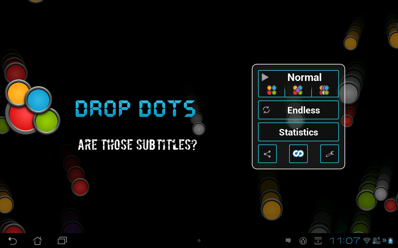 Drop Dots - screenshot