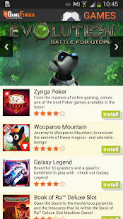 Game Finder - Find Top Games- screenshot thumbnail