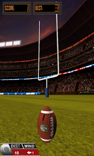 3D Flick Field Goal- screenshot thumbnail