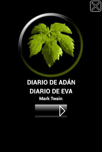 Diario de Adán diario de Eva