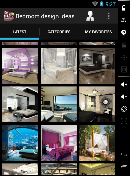 Bedroom design ideas android apps on google play Design my bedroom app