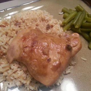 Chuck's Chicken and Gravy