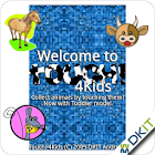 Touch 4 Kids - FREE! icon