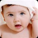 3D Baby icon