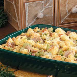 Chicken Corn Bread Dressing