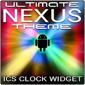 Ultimate NEXUS ICS Clock