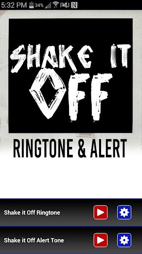 Shake It Off Ringtone & Alert photos 1