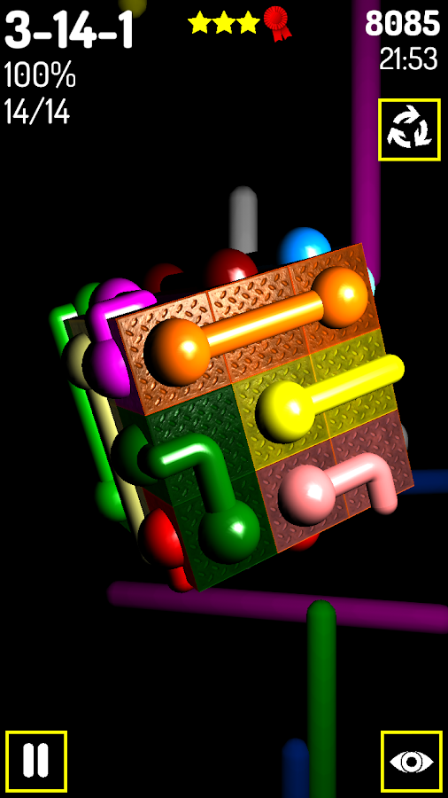 Pipes 3D- screenshot