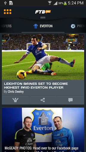 FTBpro - Everton Edition