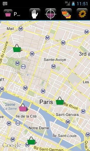 Paris Neighbourhood Markets