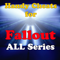Fallout All Series Cheats icon