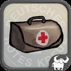 DRK Arbeitsbuch Sanitätsschein icon