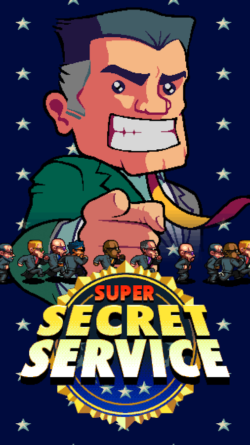 Super Secret Service- screenshot