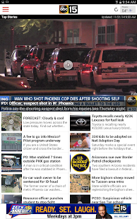 ABC15 Arizona - screenshot thumbnail