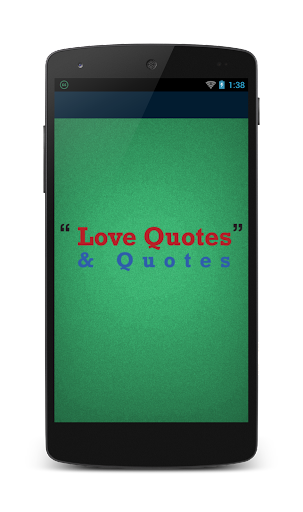 Love Quotes And Quotes