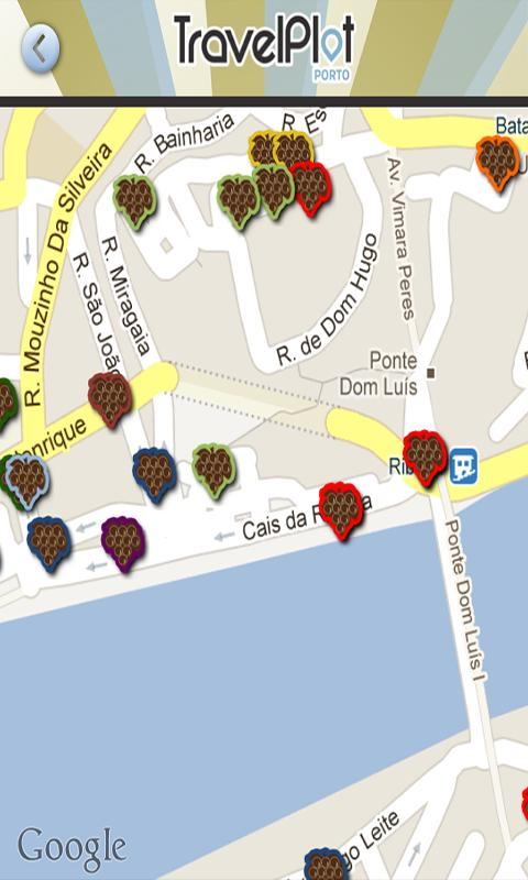 TravelPlot Porto- screenshot