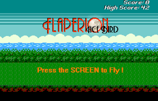 Flap Flaperion Ace Bird