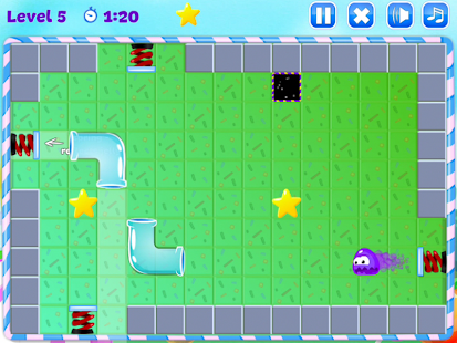 Free Jelly - Puzzle Game - screenshot thumbnail