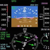 Instrument flight training