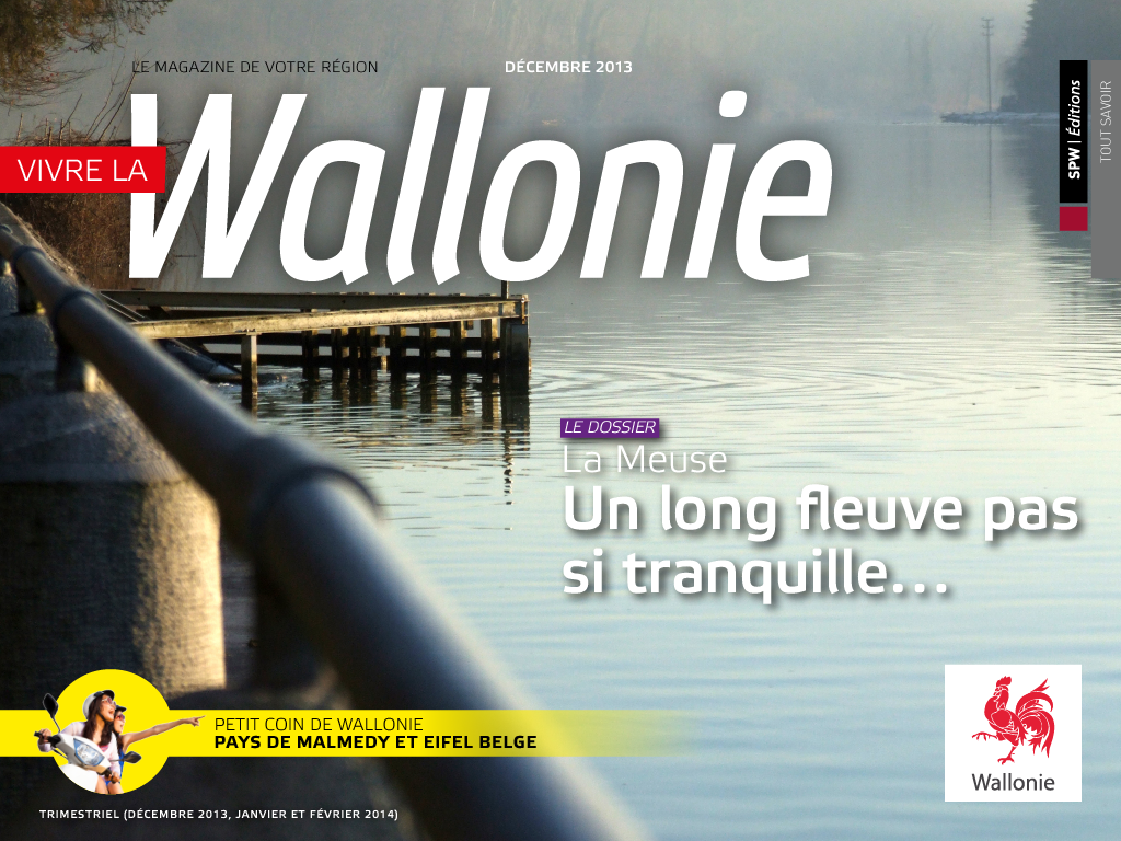 Vivre la Wallonie- screenshot