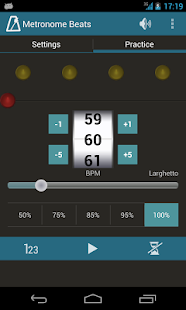 Metronome Beats- screenshot thumbnail