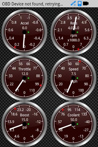 Torque Lite (OBD2 & Car)- screenshot