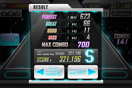 BEAT MP3 - Rhythm Jogo v1.4.9