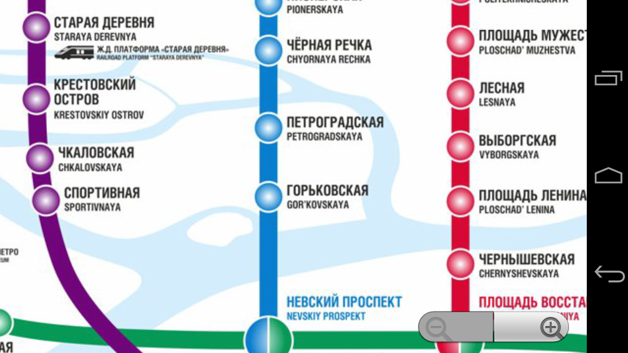 St Petersburg Russian Subway Map.St Petersburg Mississippi Map