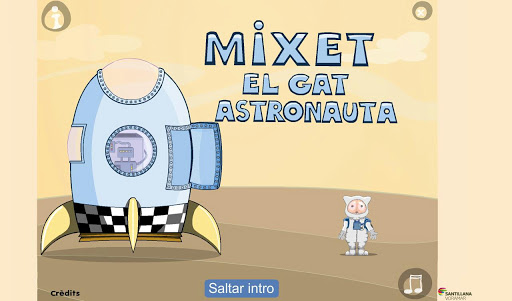 Mixet el gat astronauta VAL