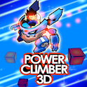 Power Climber 3D logo
