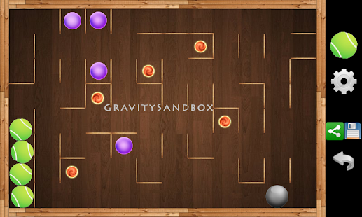 Gravity Sandbox- screenshot thumbnail
