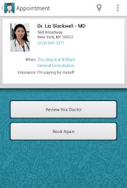 ZocDoc - Book a Doctor Online! Screenshot 3