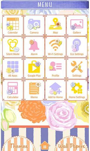 Flowers Theme-Colorful Flower- 1.0 Windows u7528 2