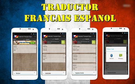 Traductor Français Español