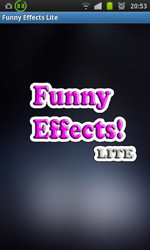 Funny Effects Lite - Sounds
