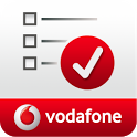 Vodafone Survey icon