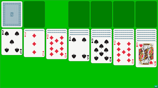Solitaire 6  screenshots 1